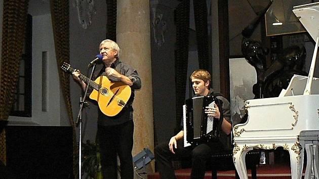 Uherskobrodský Rotary Club uspořádal 2. charitativní koncert.