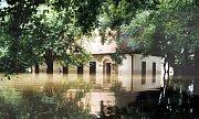 Výstava Povodně v Uherském Hradišti ve Slováckém muzeu.