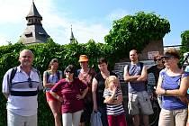 Mladí i starší hledali ve Starém Městě stopy věrozvěstů.
