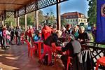 49. ročník Chřibské třiatřicítky, nejstarší turistické akce na Slovácku.