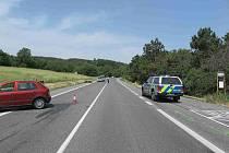 Oba motorkáři utrpěli při nehodách na hlavním tahu do Brna zranění, se kterými museli být převezeni do nemocnice.