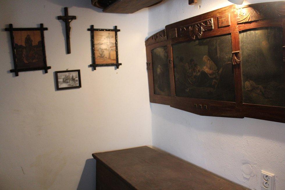 Muzeum Na Mlýně v Dolním Němčí.