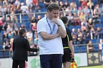 Trenér Miroslav Soukup.