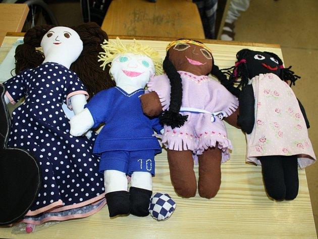 Panenky UNICEF. Ilustrační foto.