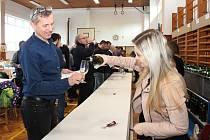 Výstava vín v Traplicích 2020