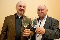Milovníci vína mohli ve Vážanech ochutnat 427 vzorků bílých, červených a rosé vín.