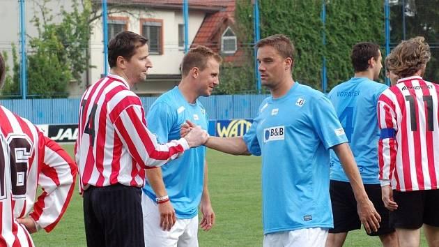 Robert Záruba a Petr Švancara.