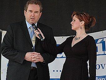 Hostem Dne s deníkem byl i starosta města Libor Karásek