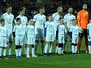 Fotbalisté 1. FC Slovácko. Ilustrační foto