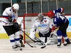 Slovácká hokejová benefice věnována Domovu zdravotně postižených na Velehradě