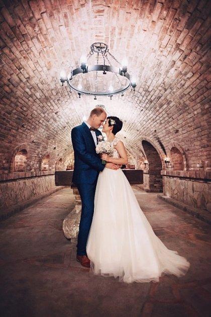Soutěžní svatební pár číslo 72 - Petra a Martin Zlámalovi, Medlov uUničova