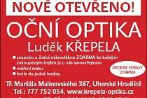 Optika Křepela