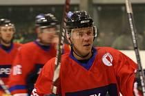 Hokejisté HC Uherské Hradiště se tentokrát vraceli z Moravských Budějovic s prázdnou.