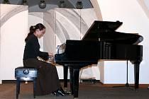 Z osmi postupujících hudebníků je pět z uherskobrodské základní umělecké školy.