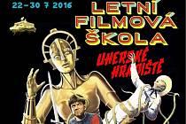 Letošní vizuál Letní filmové školy v Uherském Hradišti vzešel z dílny Štěpána Malovce a Adama Turečka. (výřez)