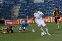 Přípravný zápas. 1. FC Slovácko - SF Opava 4:3