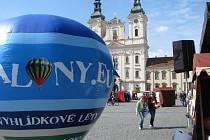 Země Evropy představili studenti v jednotlivých stáncích na Masarykově náměstí v Uherském Hradišti.
