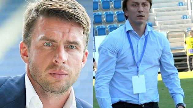 Zdeněk Grygera, Michal Kordula. Ilustrační foto.
