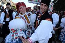 Soutěžní číslo 29 - Monika Králíková a Pavel Brázdil, Tupesy, starší stárci na hodech 19.-20. srpna