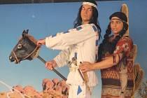 Na dvě stovky diváků si v úterý 2. července v podvečer užívaly na nádvoří Jezuitské koleje v Uherském Hradišti bláznivé komedie Vinetů.