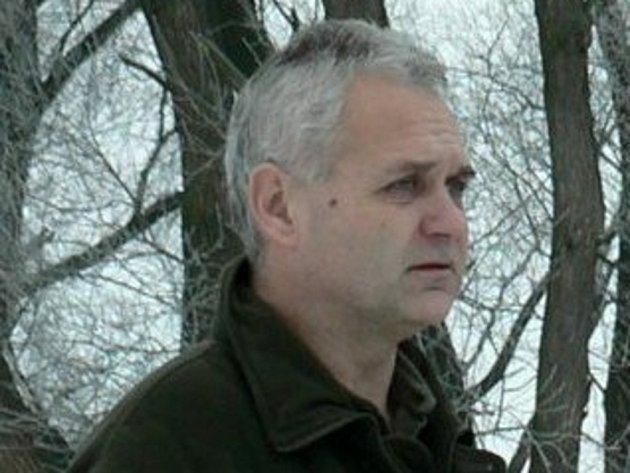 Petr Šimčík z Hluku je ornitolog i zaměstnanec odbru životního prostředí v Uherském Brodě.