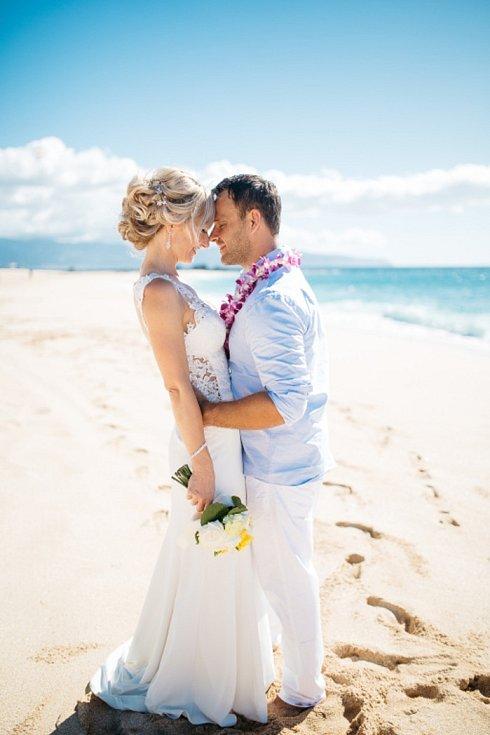 Soutěžní svatební pár číslo 227 - Veronika a Erik Minarovič, Přerov, Californie