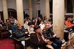 Novoroční koncert komorního souboru Collegium Classic v Uherském Brodě se uskutečnil ve sloupové síni Muzea J. A. Komenského v Uherském Brodě.