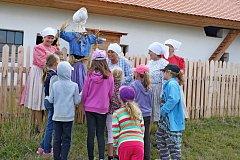 U TETIČKY. Loni to bylo na kopci Rochus nad metropolí Slovácka, letos vMuzeu tupeské keramiky.