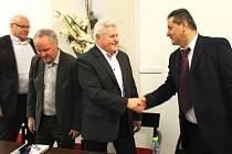 Valná hromada Okresního fotbalového svazu (OFS) Uherské Hradiště se uskutečnila na Panském dvoře v Kunovicích.