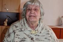 Narozeniny nad jiné vzácné – rovnou stovku – oslaví v sobotu 9. března v Domově pro seniory Uherské Hradiště paní Arnoštka Hrnčárková.