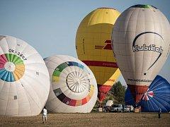 Mistrovství ČR v balonovém létání 2016.