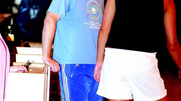 Luboš Amberský trénoval před svým příchodem do Zlína čtyři roky interligový celek ŠKP Štart Bratislava.