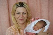 Lucie Malčíková a dcera Kristýna, 51cm, 3900g, 27. 5. 2011, Valašské Meziříčí