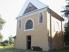 Kaple na Rochusu.