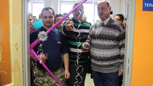 Do nové sociálně terapeutické dílny v Uherském Hradišti dochází na čtyři desítky uživatelů.