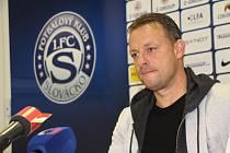 Trenér Martin Svědík