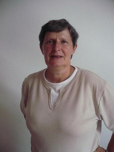 Koordinátorka veřejné služby v Uherském Hradišti Věra Tománková