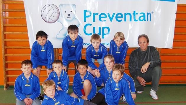 Tým z Újezdce si zahraje republikové finále.