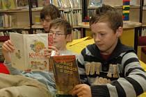 Knihovna B. B. Buchlovana připravila pro děti Týden čtení a promítání děl Astrid Lindgrenové.