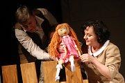 Slovácké divadlo uvede pohádku  O Květušce, zahrádce a babici Zimici