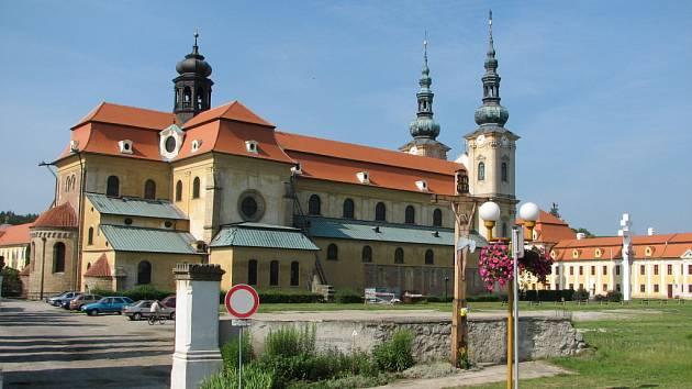 Velehradská bazilika se dočkala titulu národní kulturní památka.