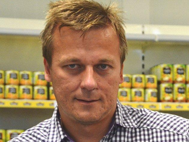 Generální ředitel Hamé Martin Štrupl.