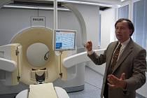 Nový diagnostický přístroj získala Uherskohradišťská nemocnice.
