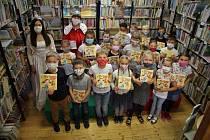 Čtenářská obec má nové členy z řad dětí