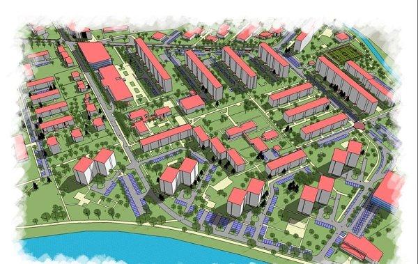 Územní studie nastiňuje, ve kterých částech Štěpnic by se mohla nová parkoviště vbudoucnu nacházet.