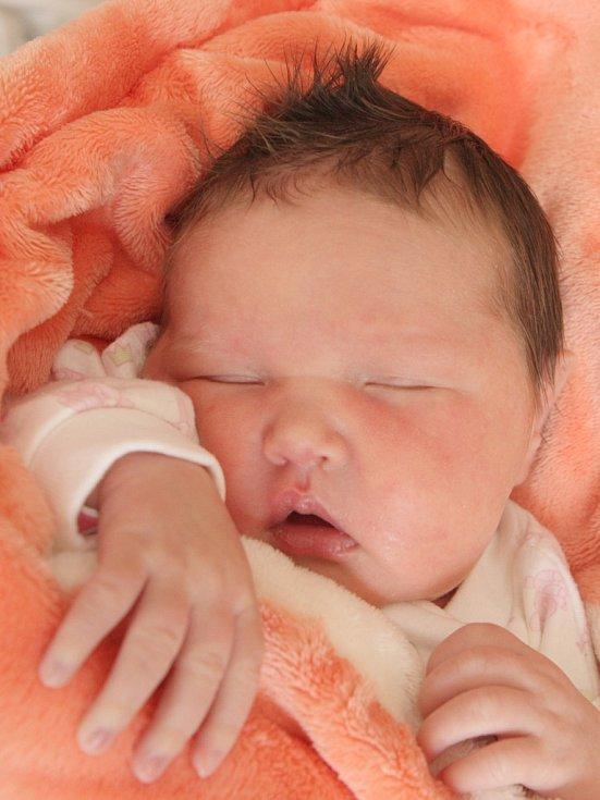 Isabella Tučková z Popovic u Uherského Hradiště se narodila 18. 8. 2017 ve FN Brno v 15:55 hod. 3550g, měla 47 cm