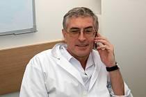 Antonín Karásek, ředitel Uherskohradišťské nemocnice
