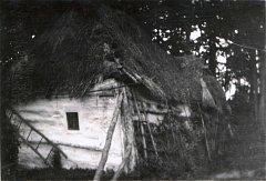 Chalupa na Vyškovci. Archivní snímek.