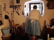 Povidla vařili v černé kuchyni Muzea Na Mlýně v Dolním Němčí, poputují na Slavnosti vína do Hradiště.