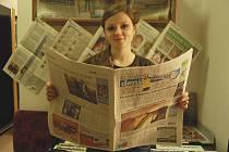 Hradišťskou studentku Kláru Hamplovou podporuje na její cestě do Nepálu Slovácký deník